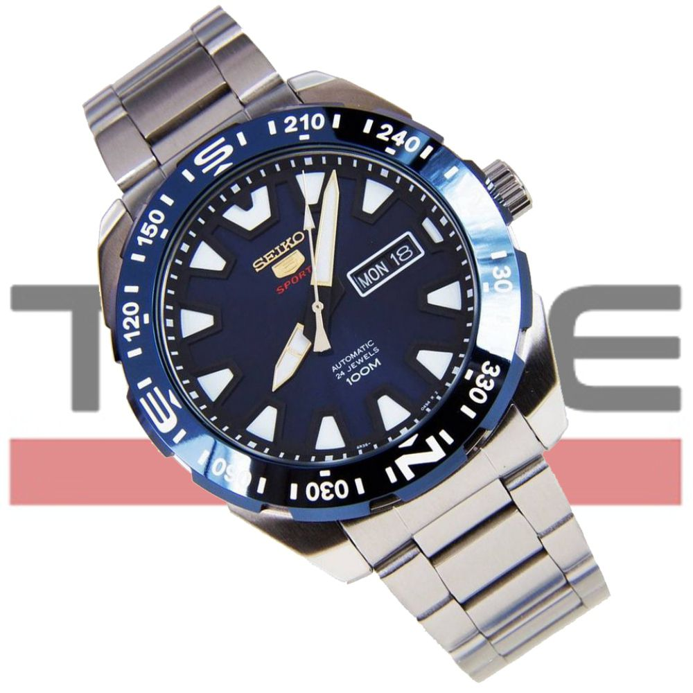 Relógio Seiko 5 Sports Automático Masculino SRP747B1 D1SX