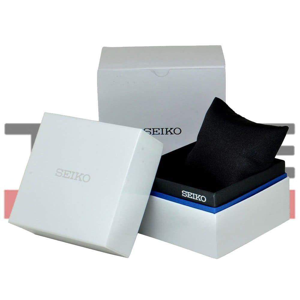 Relógio Seiko 5 Sports Automático Masculino SRPA05B1 O1SX Laranja