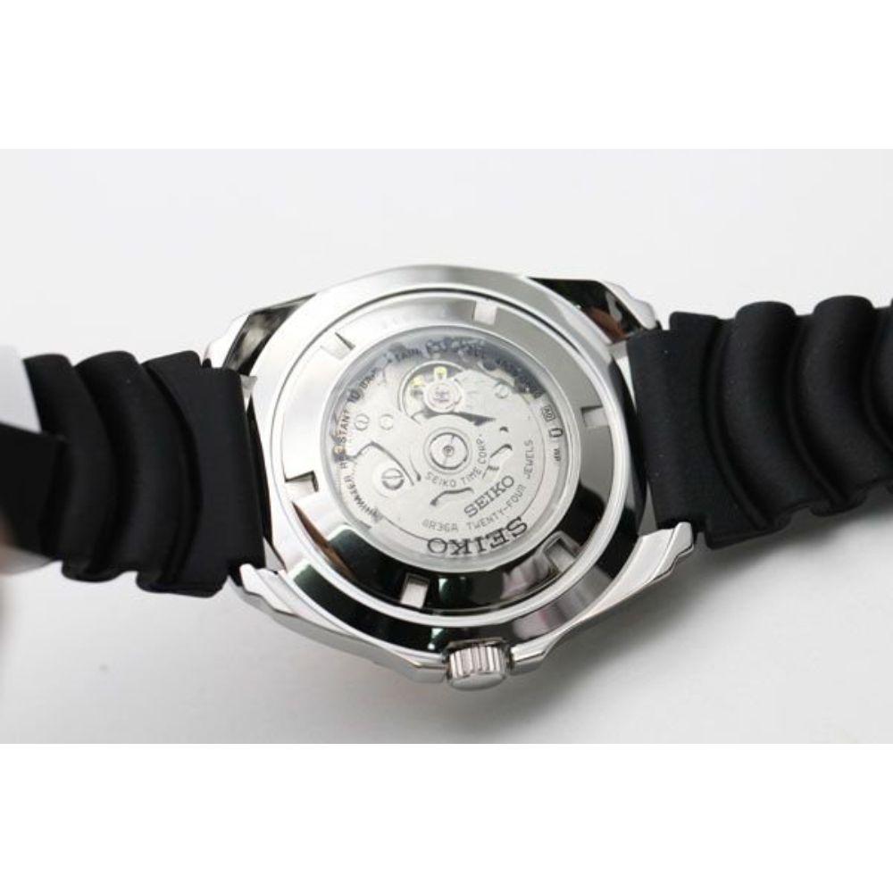 Relógio Seiko 5 Sports Automático Masculino SRPB39B1 O2PX Laranja