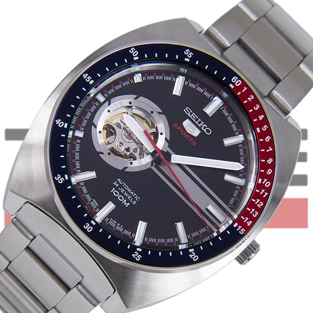 Relógio Seiko 5 Sports Automático Masculino SSA329B1 P1SX