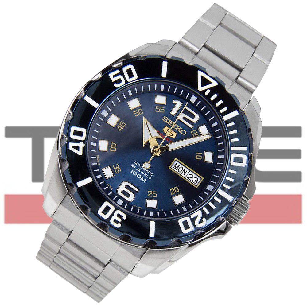 Relógio Seiko 5 Sports Automático SRPB37K1 D2SX