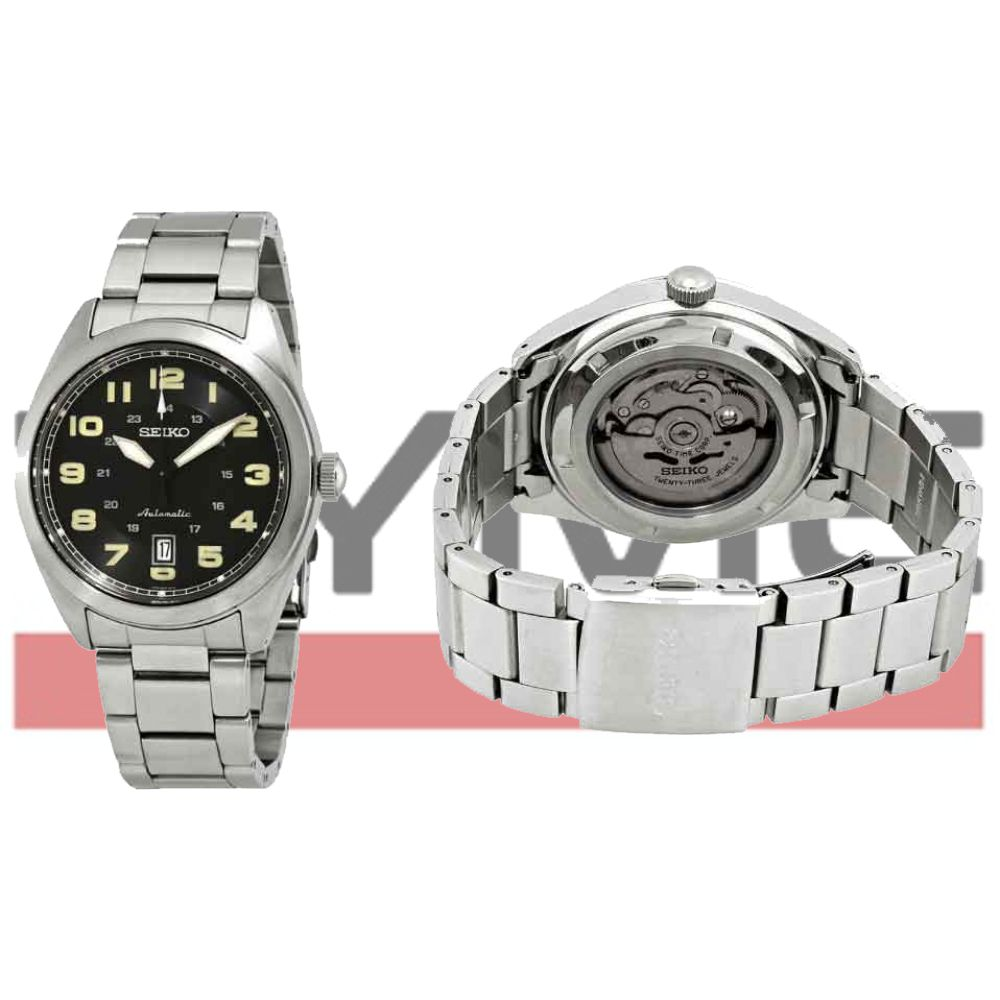 Relógio Seiko Automático Masculino SRPC85B1 P2SX