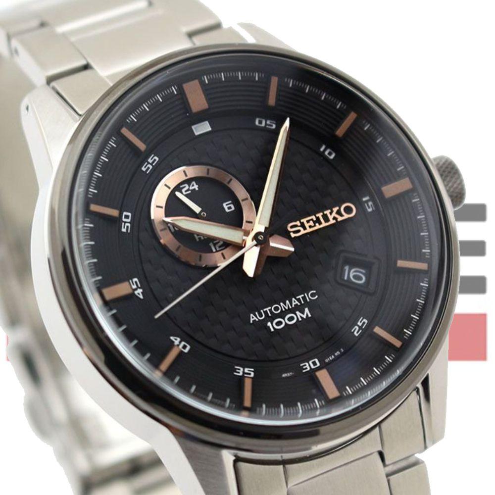 Relógio Seiko Automático Masculino SSA389B1 P1SX