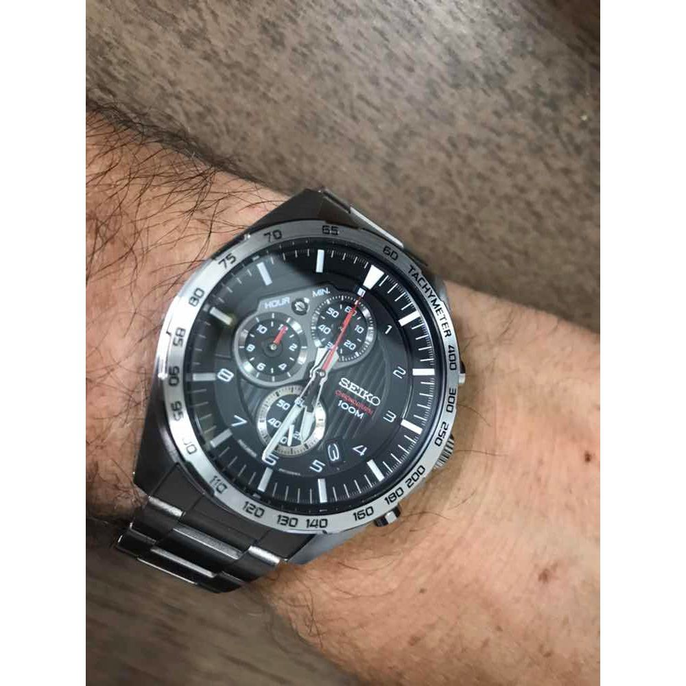 Relógio Seiko Cronógrafo Masculino SSB319B1 P2SX