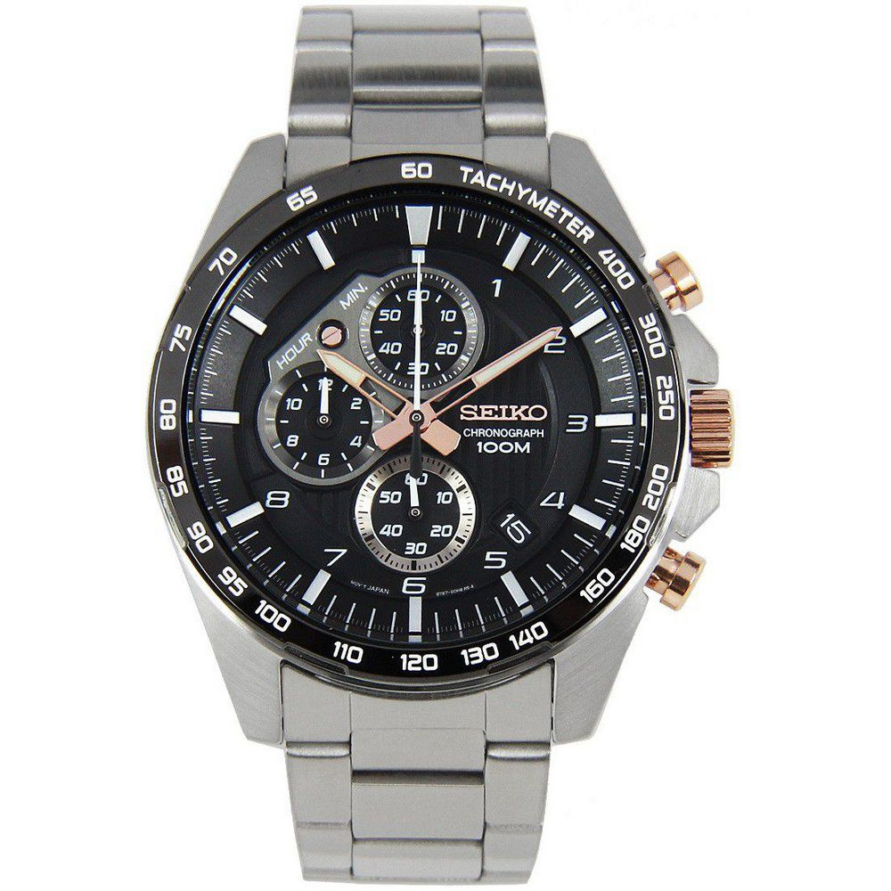 Relógio Seiko Cronógrafo Masculino SSB323B1 P2SX