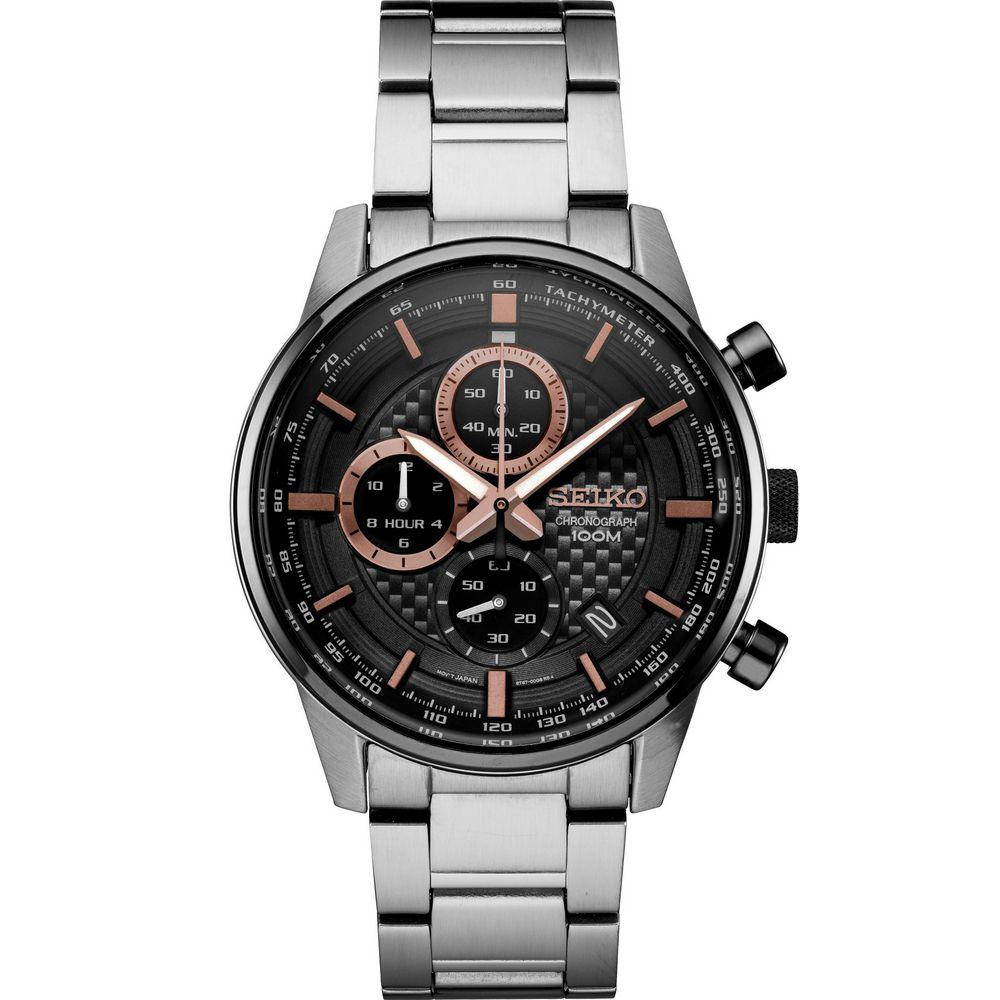 Relógio Seiko Cronógrafo Masculino SSB331B1 P1SX