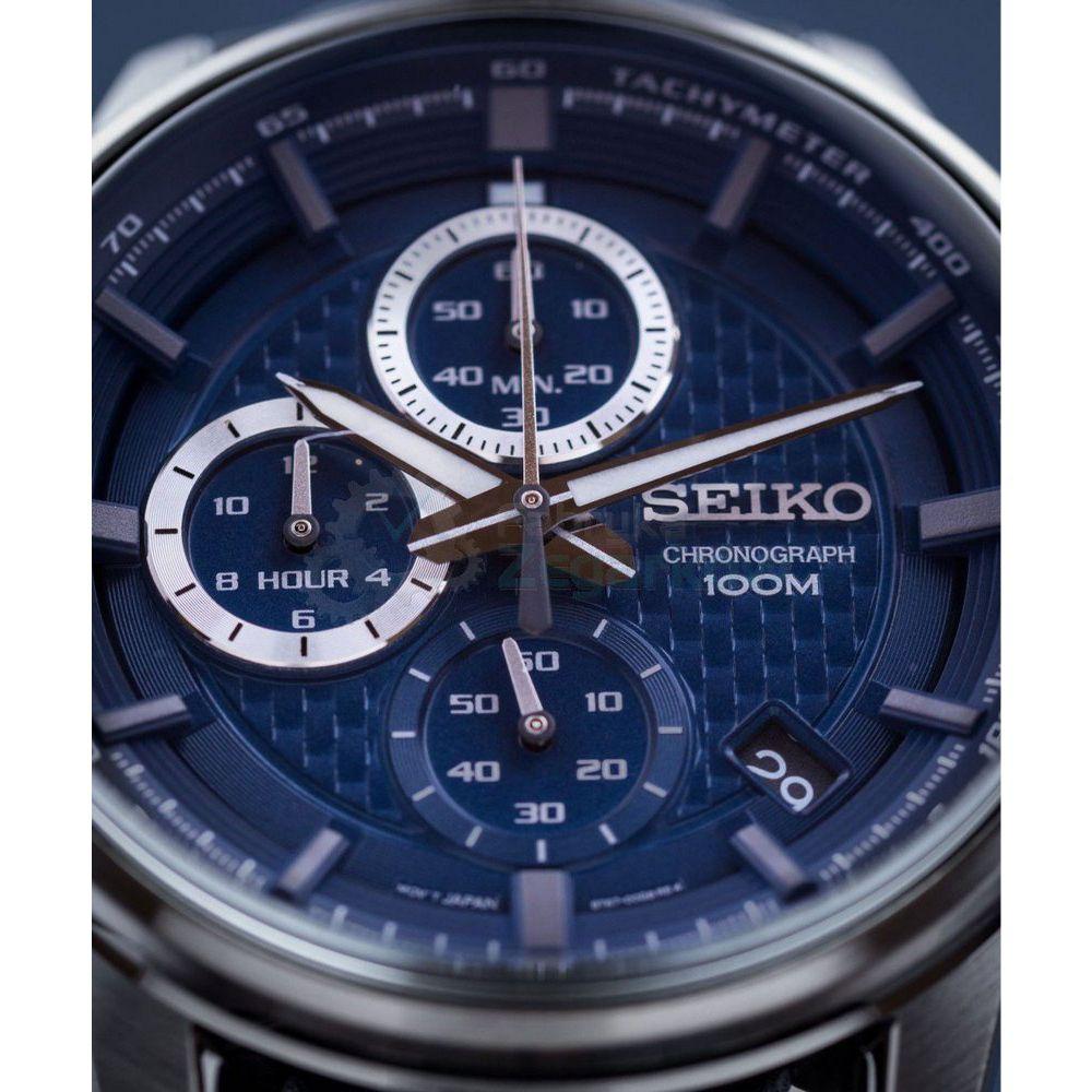 Relógio Seiko Cronógrafo Masculino SSB333B1 D1DX