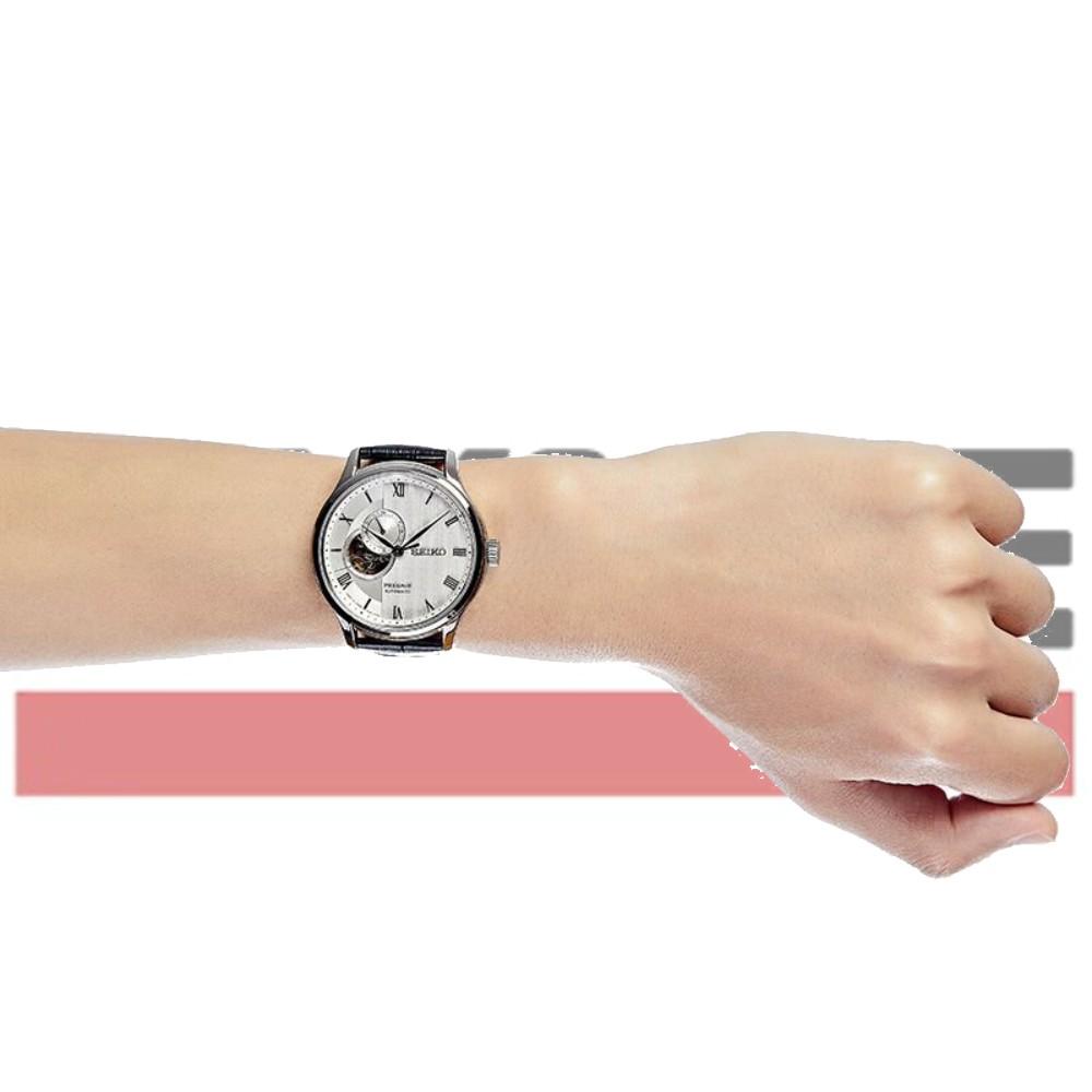 Relógio Seiko Presage Zen Garden SSA379J1 B3PX Automático Made in Japan