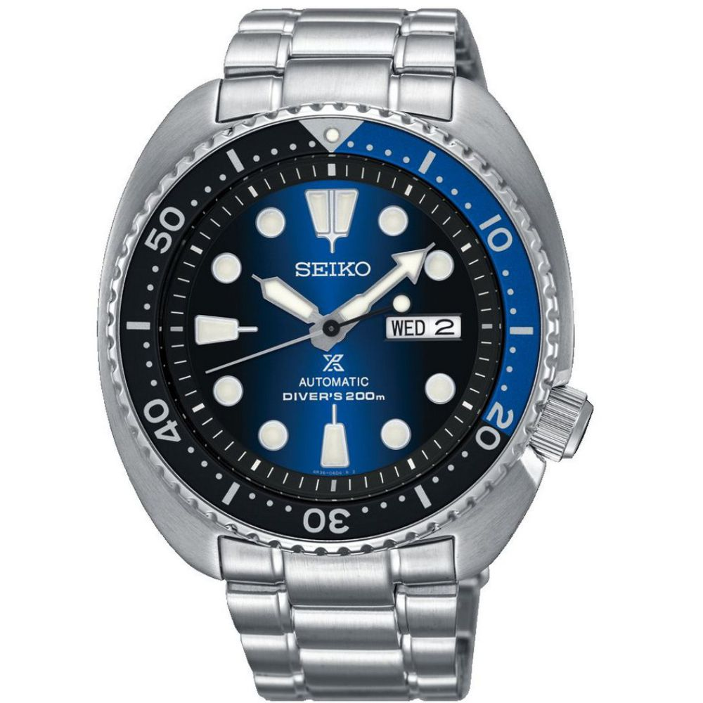 Relogio Seiko Prospex Automático Masculino Turtle Deep Blue SRPC25B1 D1SX