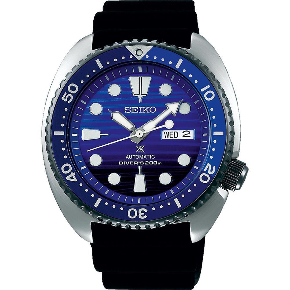 Relogio Seiko Prospex Turtle Save the Ocean Automático Masculino SRPC91B1 D1PX Edição Especial