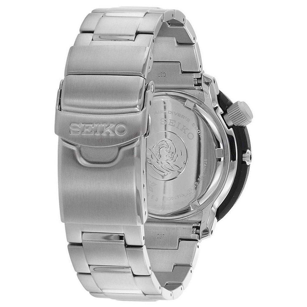 Relógio Seiko Solar Tuna Diver Lower Case SNE497P1 P1SX