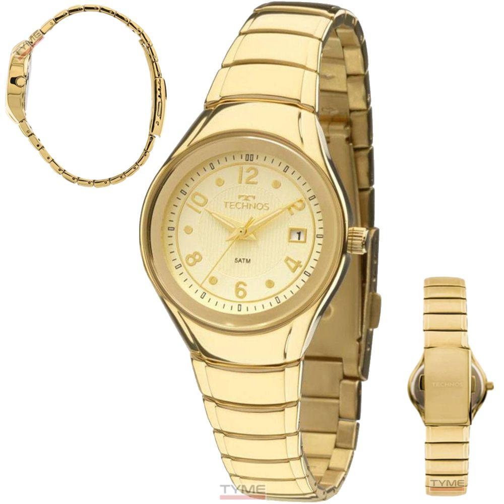 Relógio Technos Feminino Boutique 2015CAG/4X