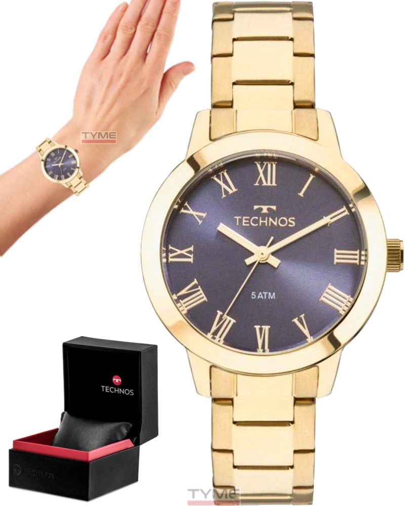 Relógio Technos Feminino Boutique 2035MKU/4A