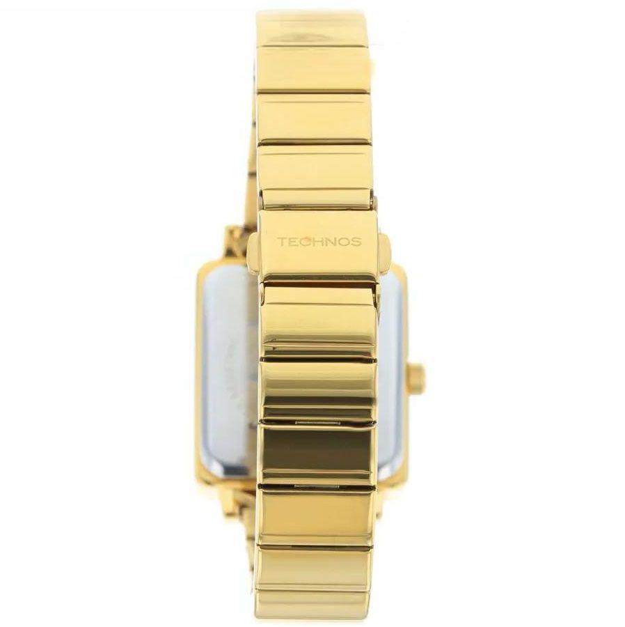 Relógio Technos Feminino Boutique 2115KPJ/4D Dourado