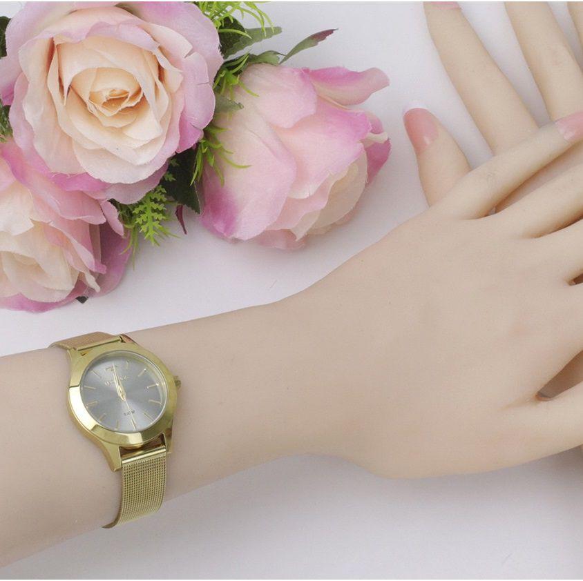 Relógio Technos Feminino Boutique Esteira 2035MKR/4V