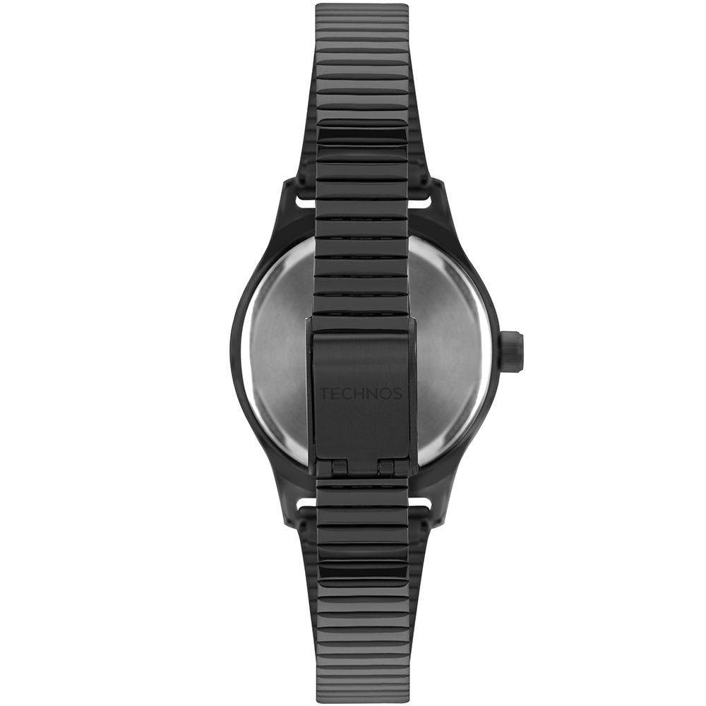 Relógio Technos Feminino Boutique Preto 2035MQJ/4C