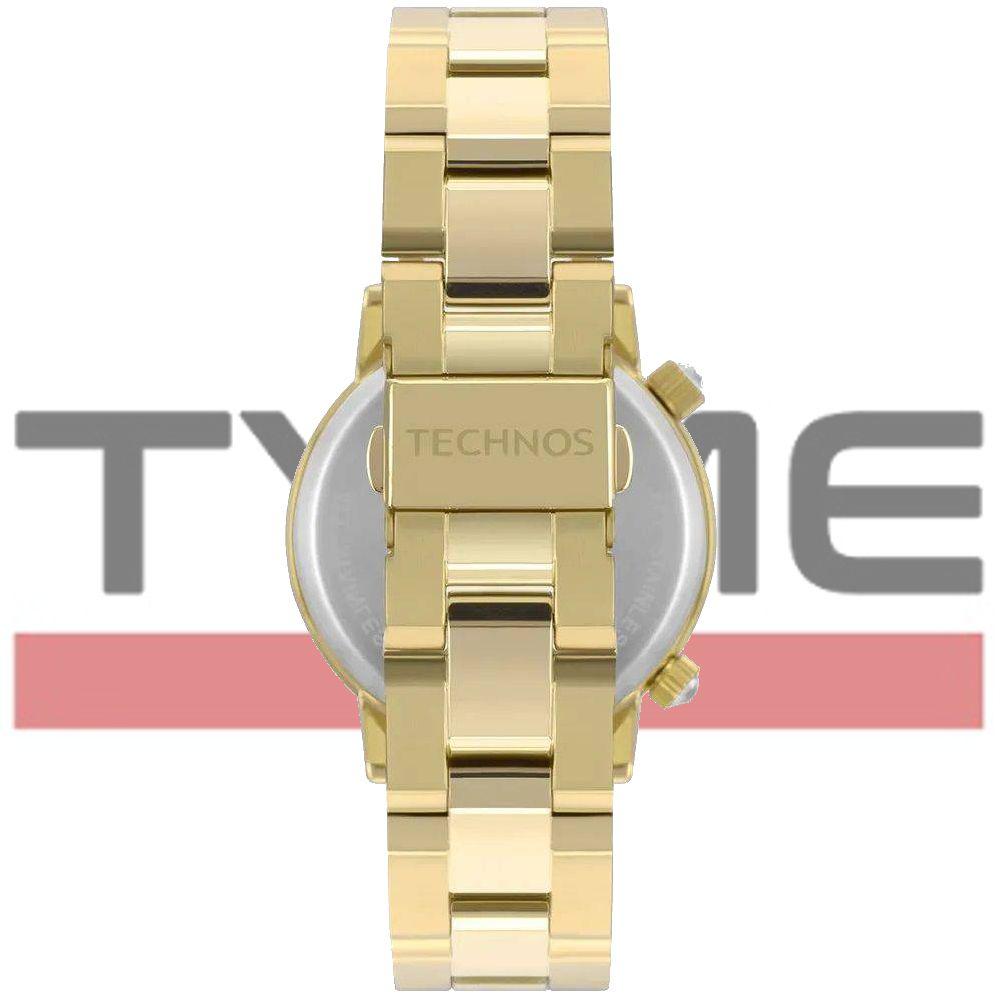 Relógio Technos Feminino Crystal Rocks 2039BU/4C