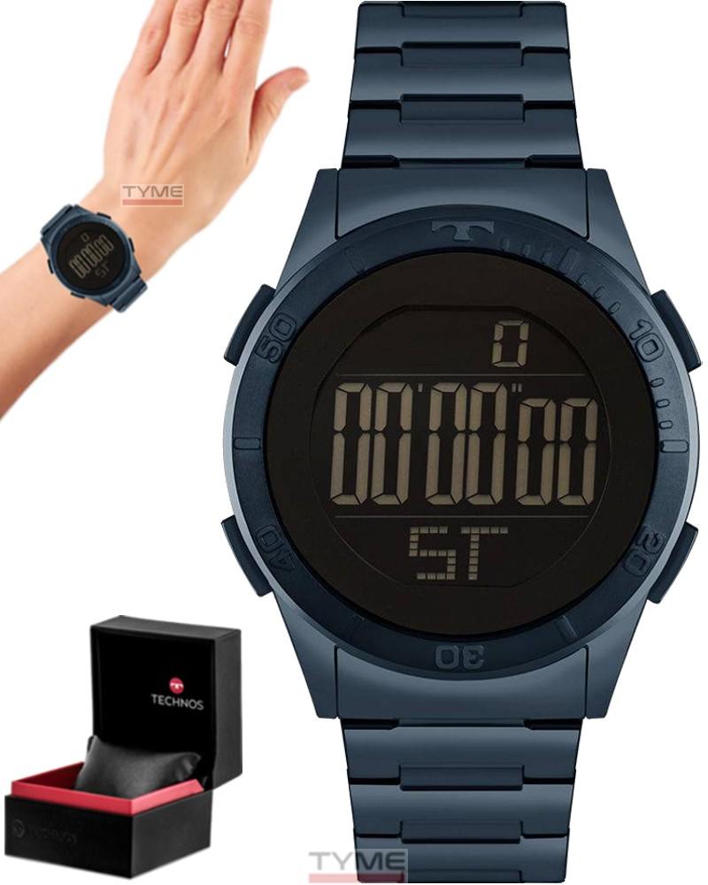 Relógio Technos Feminino Digital Skydiver BJ3361AC/4P