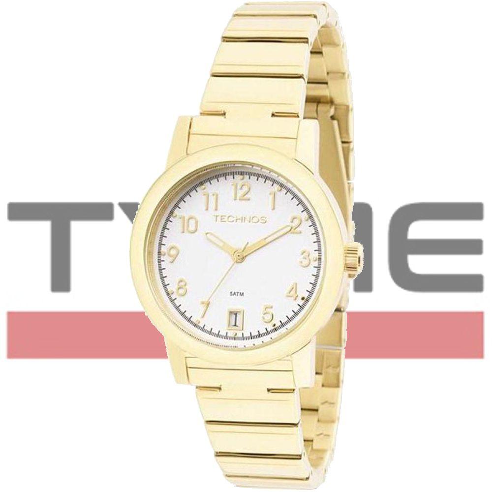 Relógio Technos Feminino Elegance Boutique 2115KPI/4K