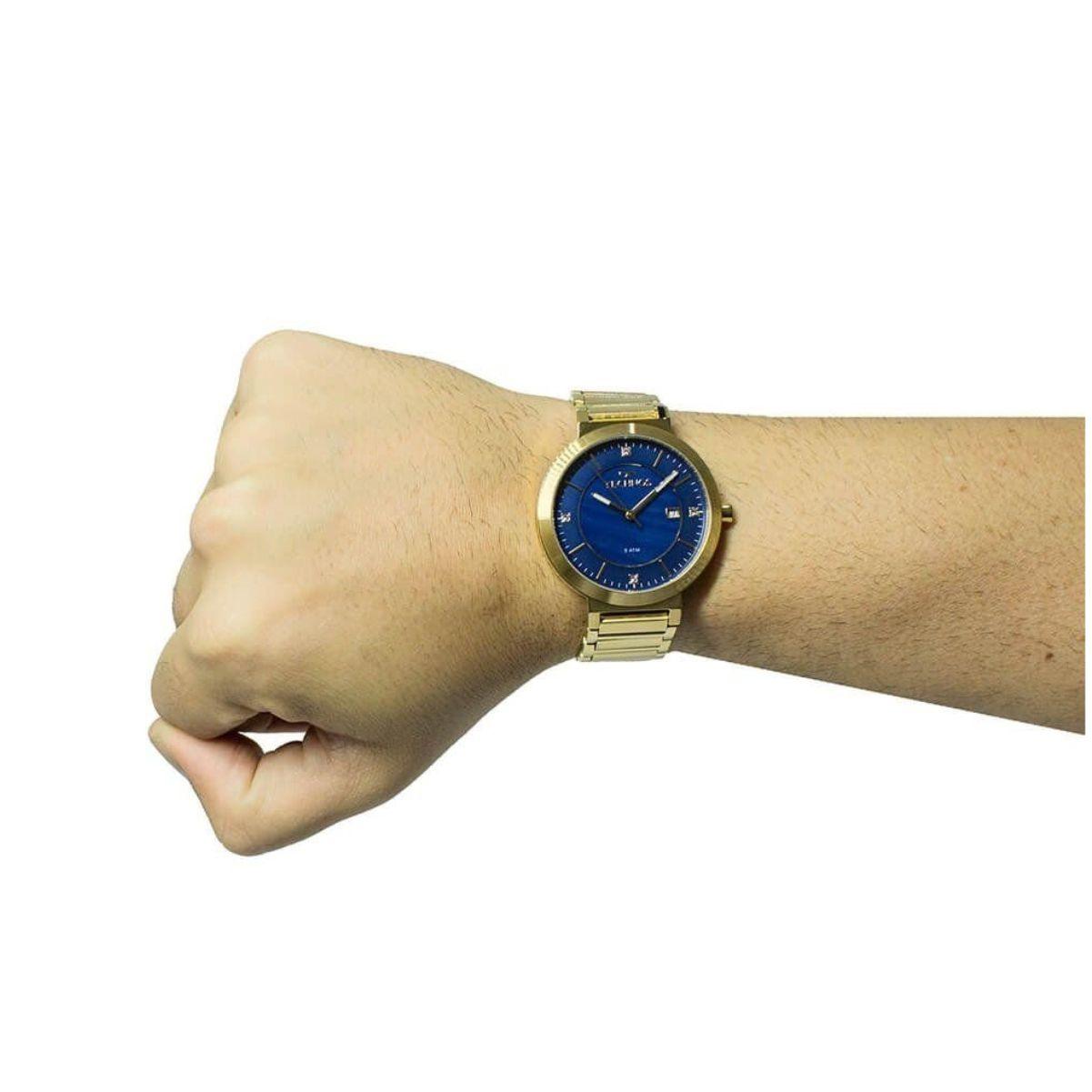 Relógio Technos Feminino Elegance St. Moritz 2115KTJ/4A