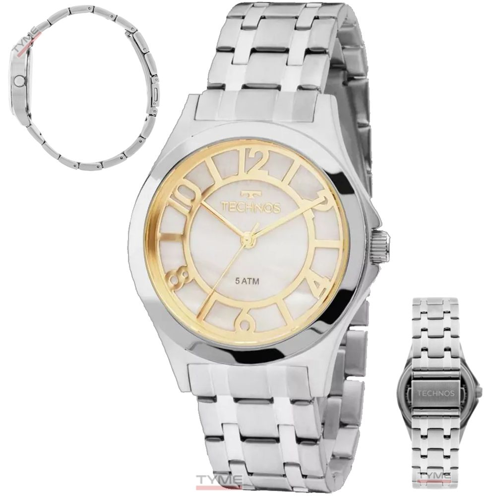 Relógio Technos Feminino Fashion Trend 2036MFQA/3C