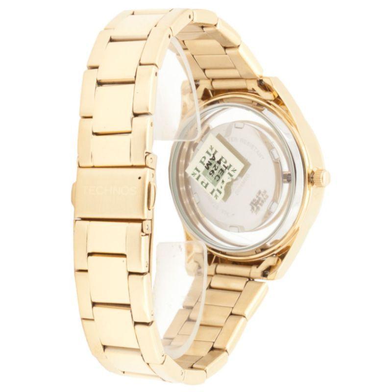 Relógio Technos Feminino Fashion Trend Dourado 2036MEO/4M