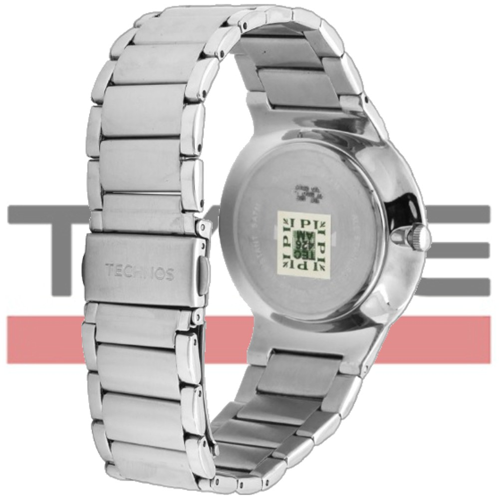 Relógio Technos Masculino Classic Slim GL15AO/1C