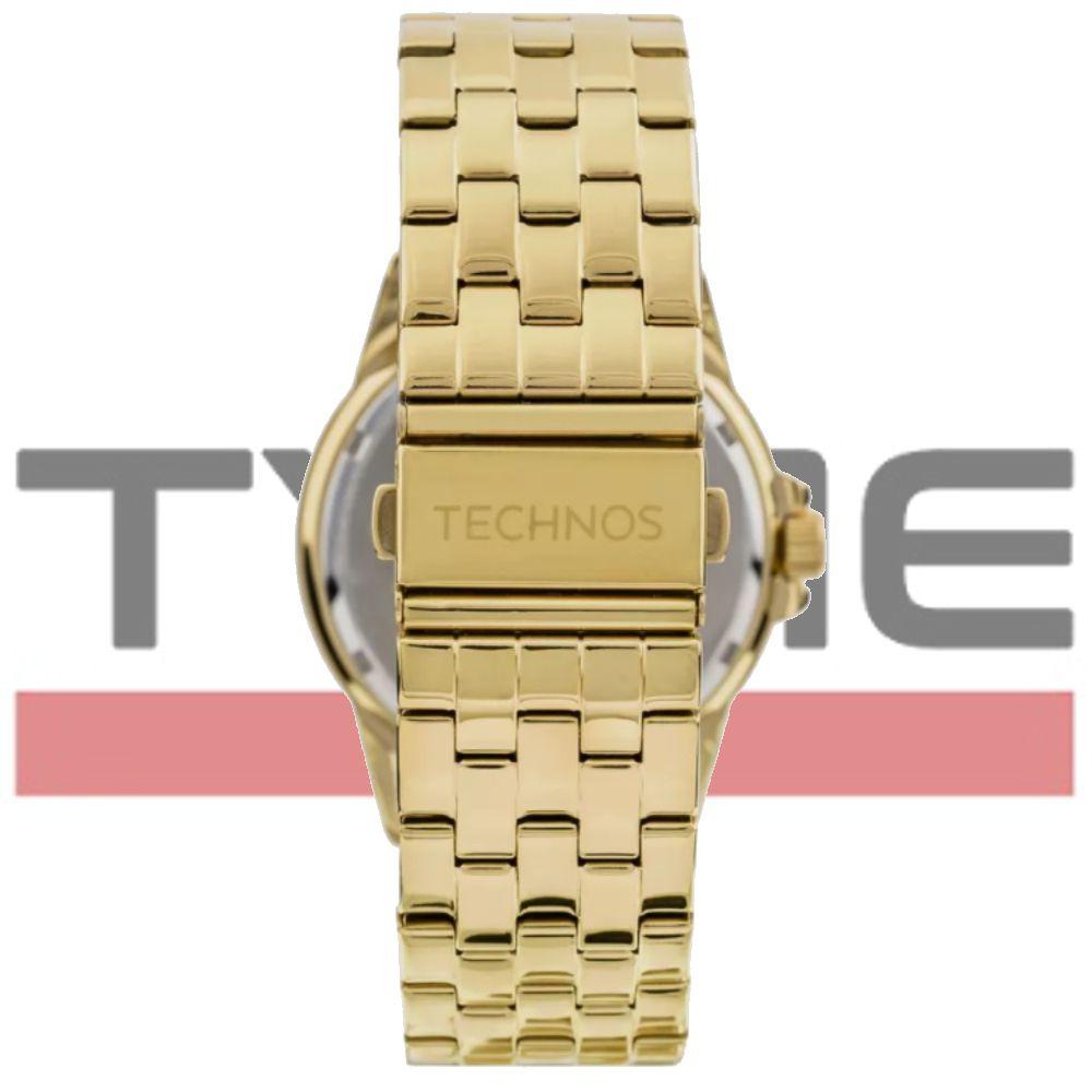 Relógio Technos Masculino Classic Steel 2115LAC/4K