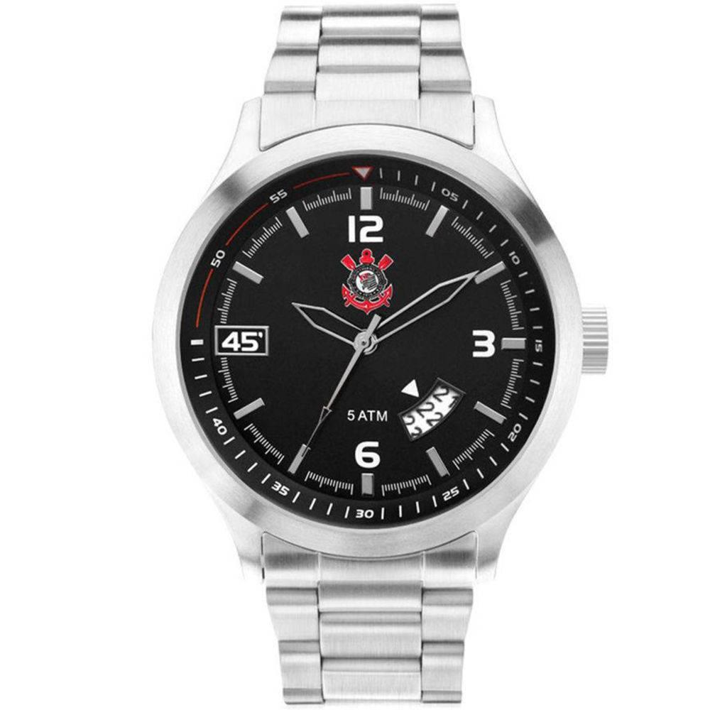 Relógio Technos Masculino Corinthians COR4465B/3P