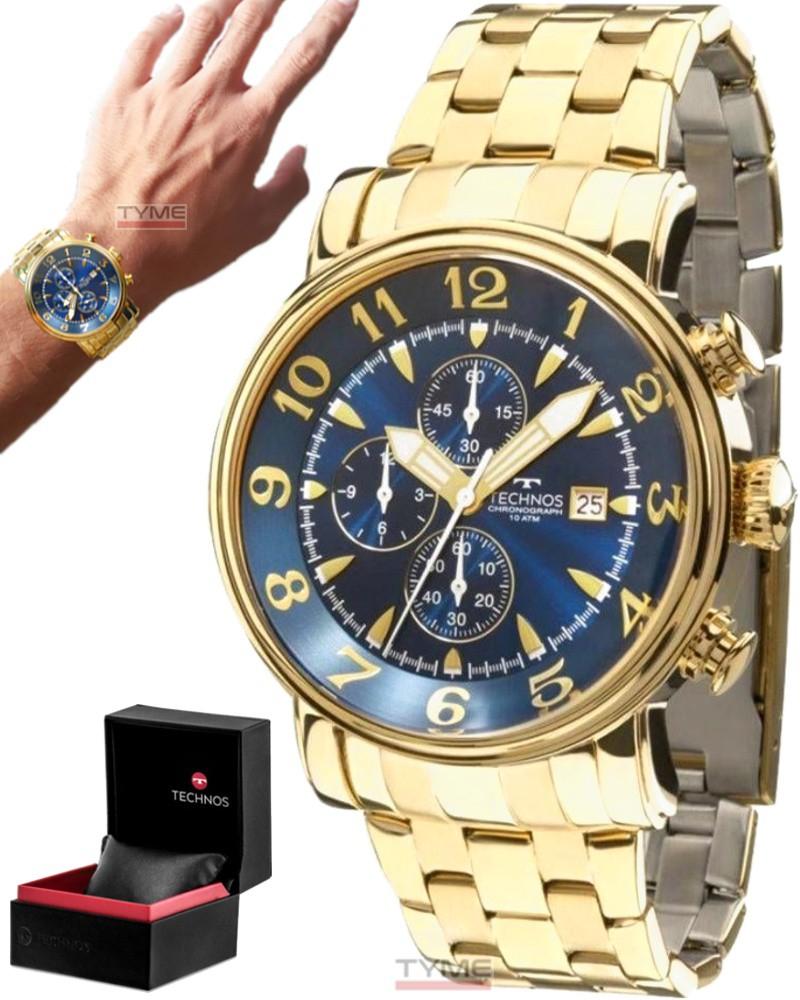 Relógio Technos Masculino Grandtech OS10CR/4A
