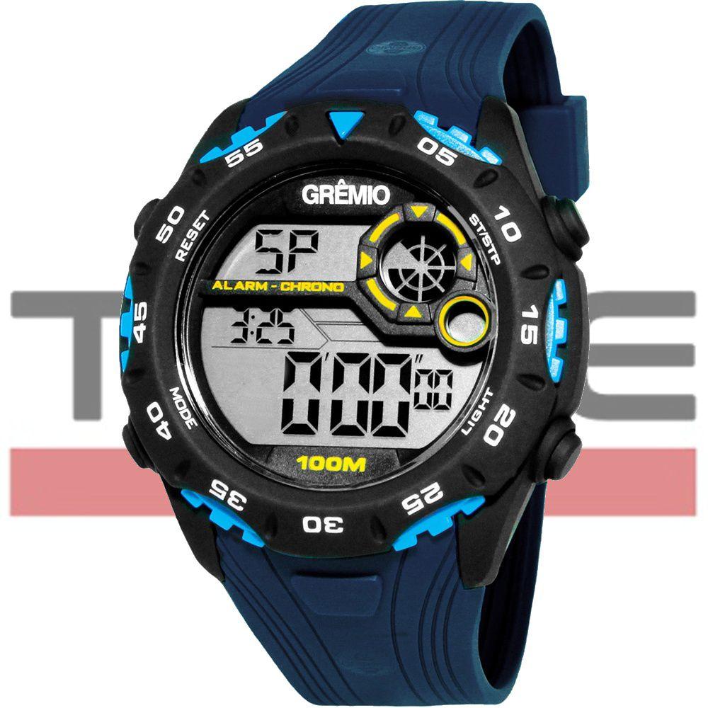 Relógio Technos Masculino Grêmio Fbpa GRE1360A/8A