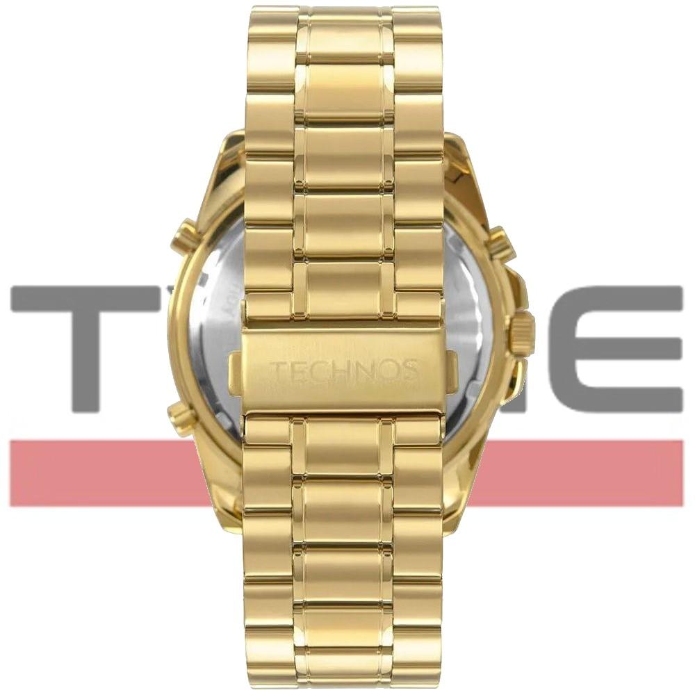 Relógio Technos Masculino Legacy Cronógrafo JS26AE/4X
