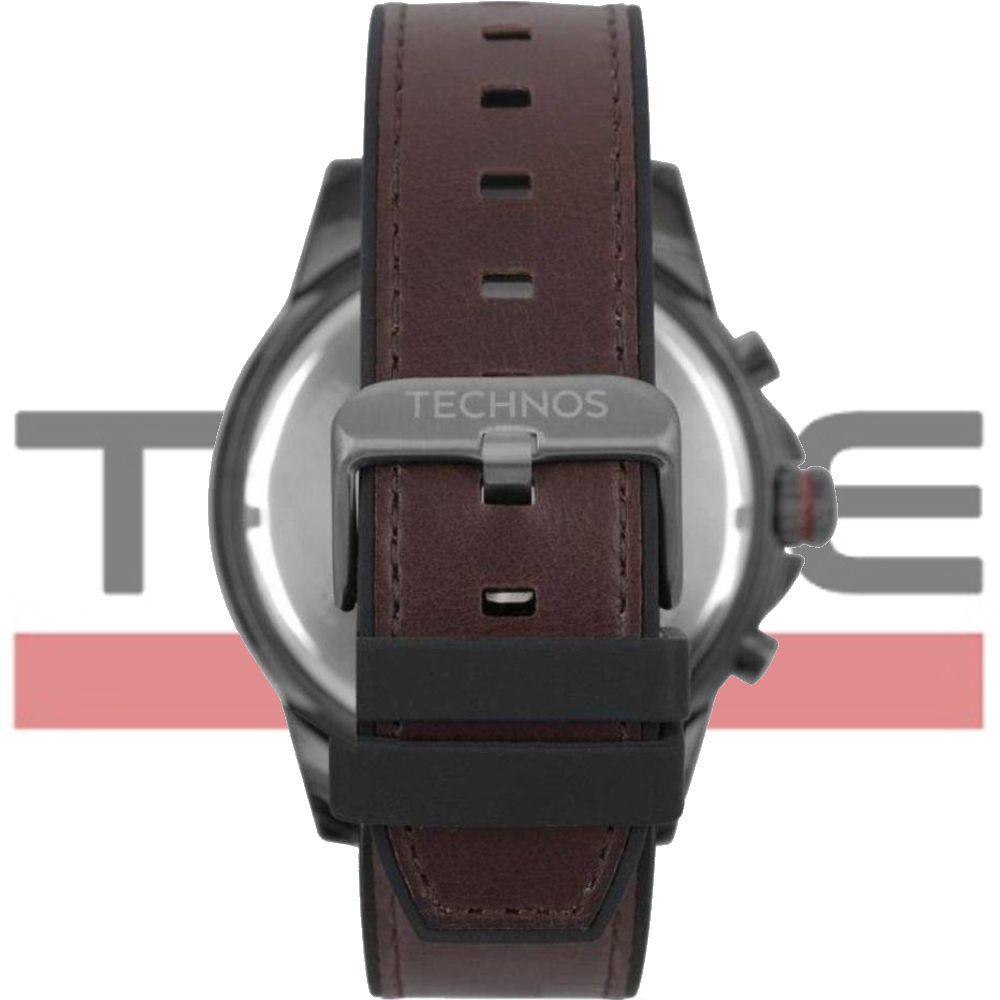 Relógio Technos Masculino Legacy Cronógrafo JS26AO/2P