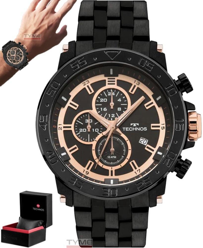 Relógio Technos Masculino Legacy JS15ES/4P Cronógrafo
