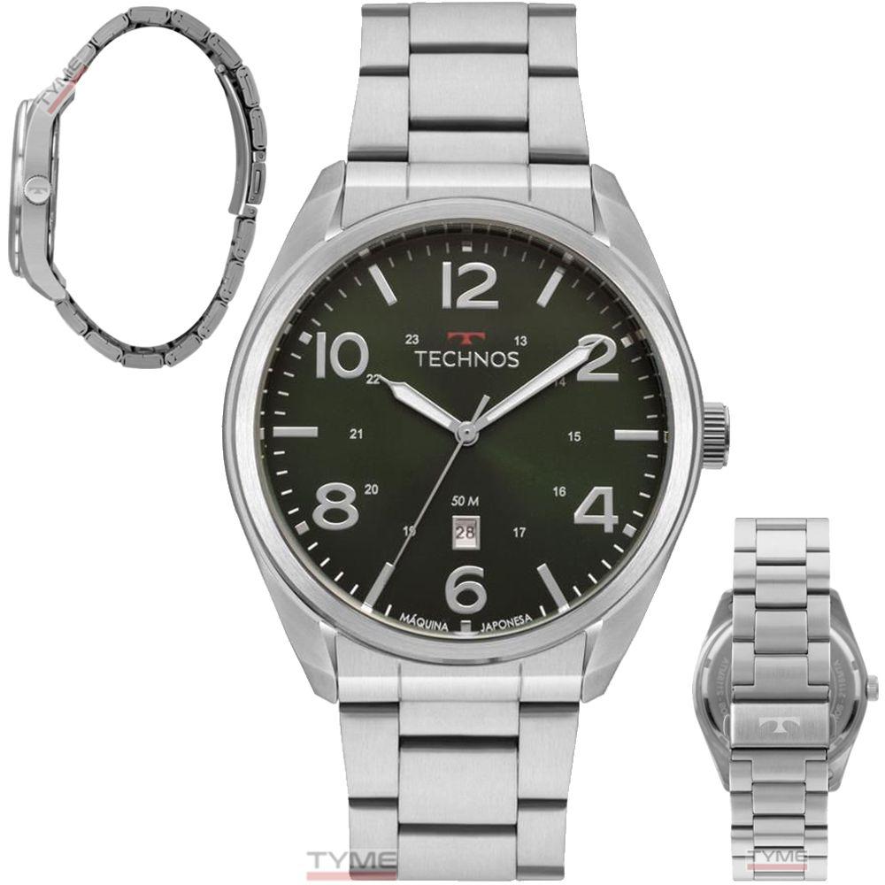 Relógio Technos Masculino Military 2115MTA/1V