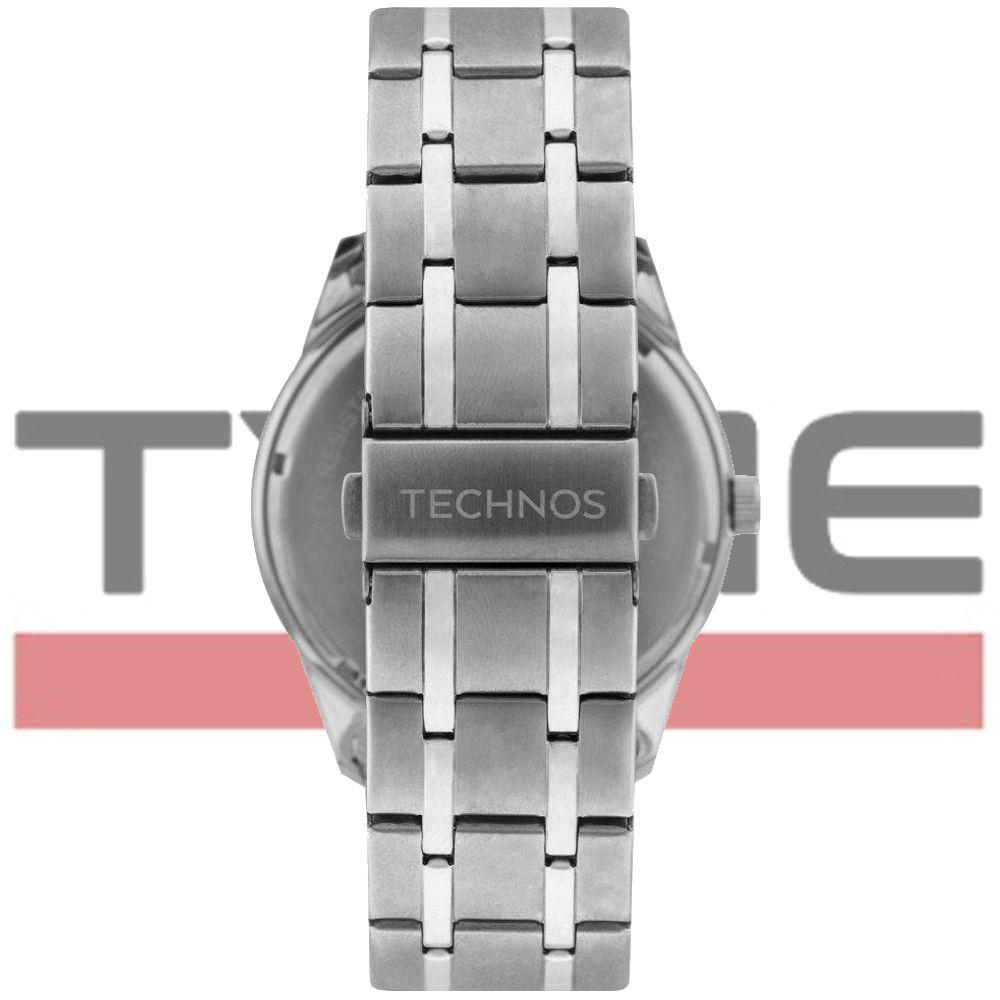 Relógio Technos Masculino Performance Racer 2115KZB/1A
