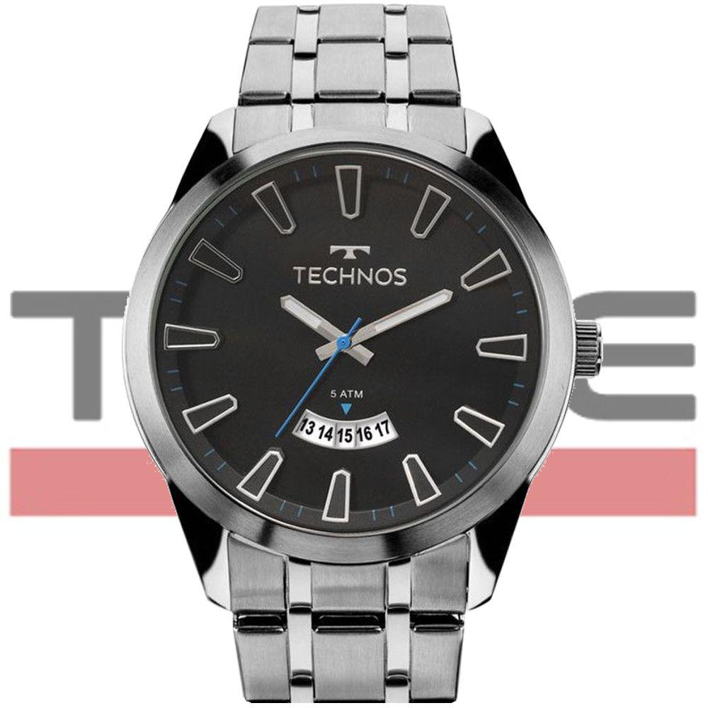 Relógio Technos Masculino Performance Racer 2115KZB/1P