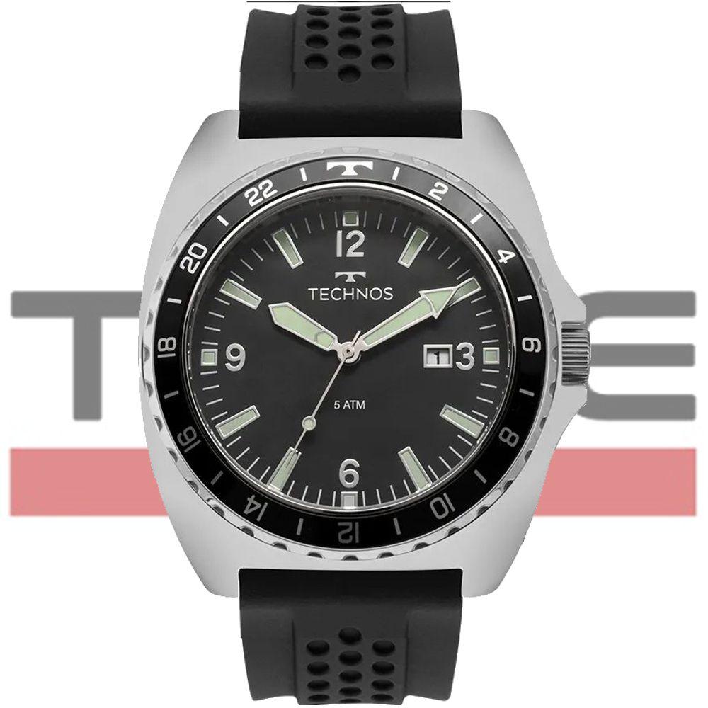 Relógio Technos Masculino Performance Racer 2115MOB/8P