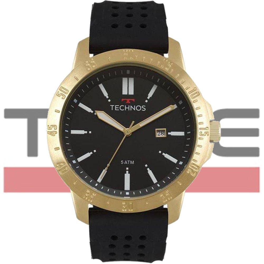 Relógio Technos Masculino Performance Racer 2115MQW/8P