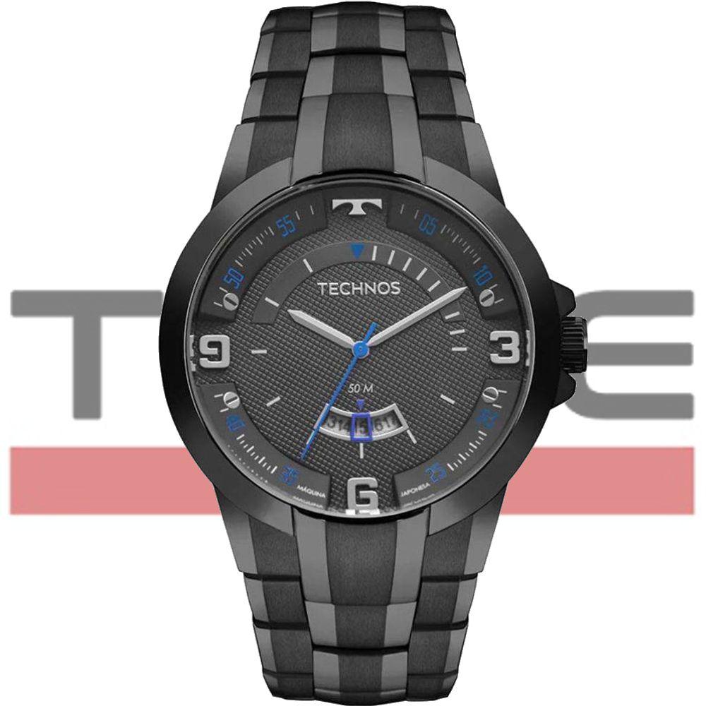 Relógio Technos Masculino Performance Racer 2117lBD/4P