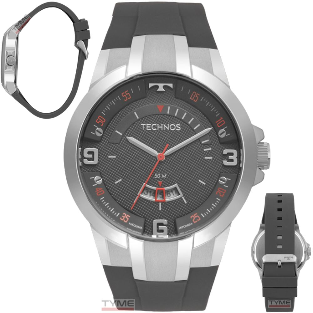 Relógio Technos Masculino Performance Racer 2117LBF/8P