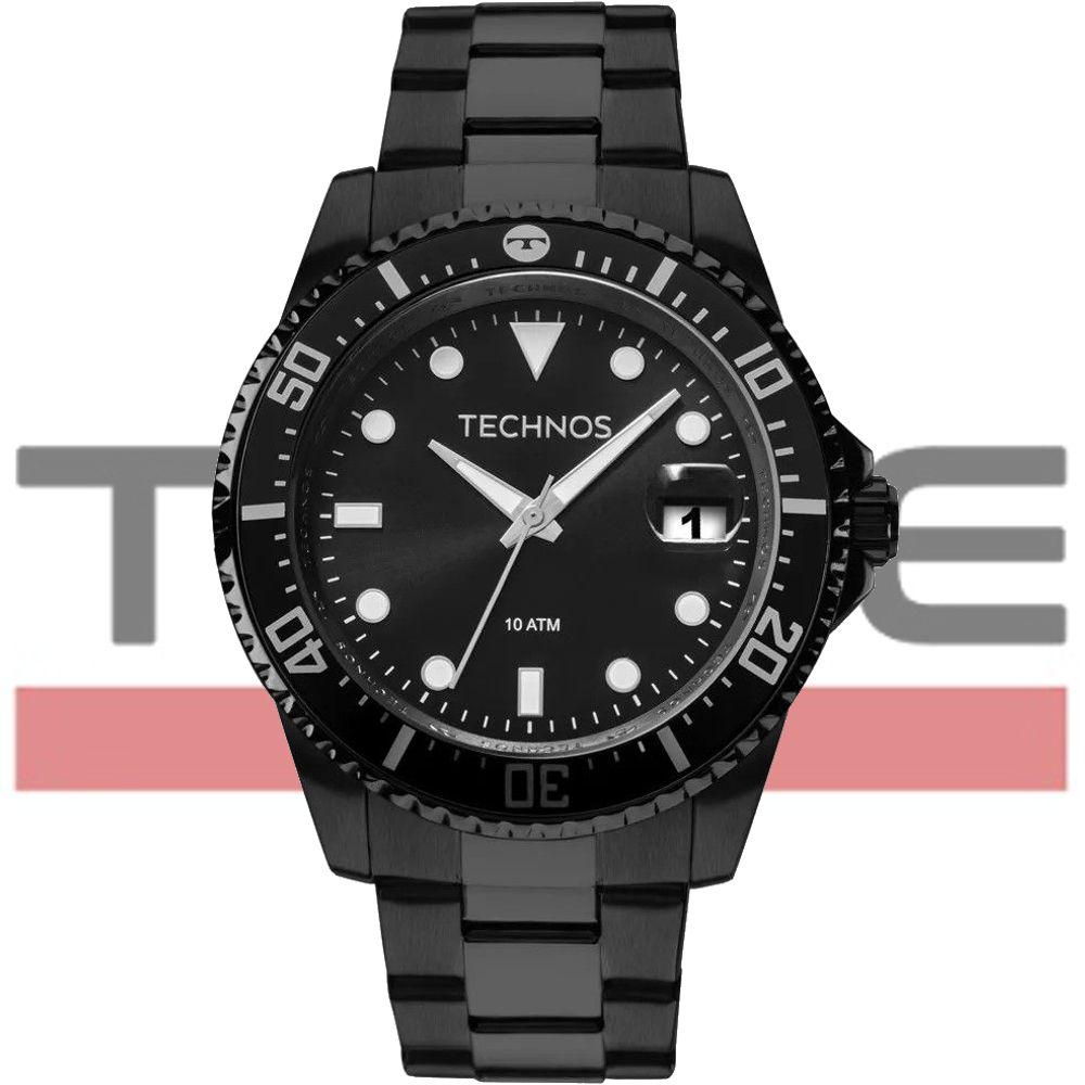 Relógio Technos Masculino Performance Skymaster 2415CL/4P