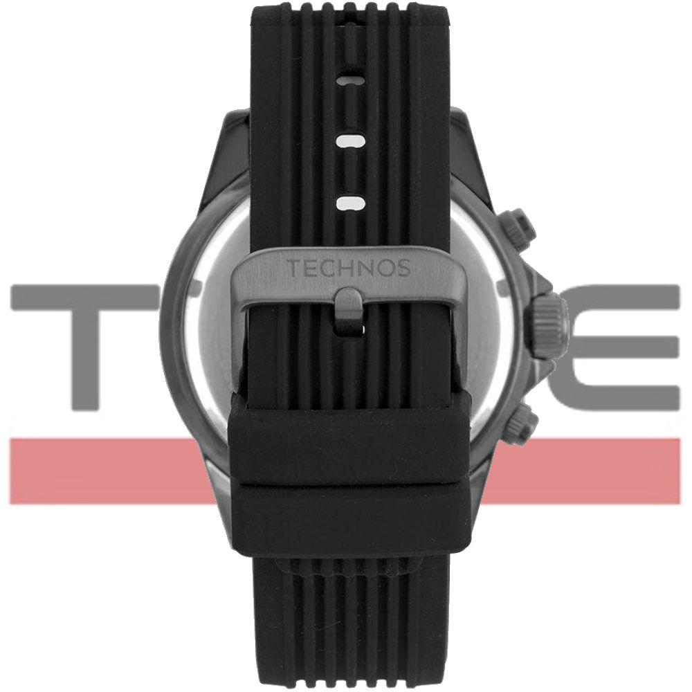 Relógio Technos Masculino Performance Skymaster JS25CC/8P Grafite