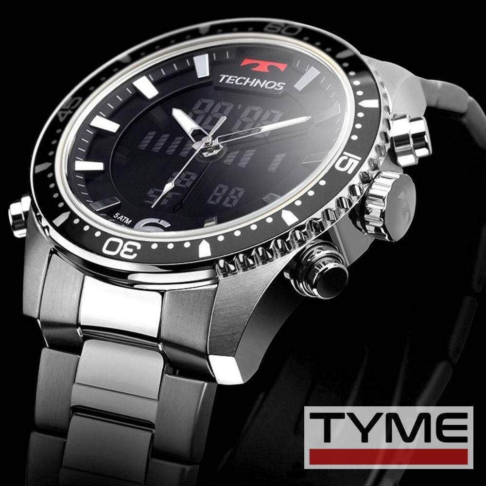 Relógio Technos Masculino Performance Ts Anadigi BJK203AAC/1P