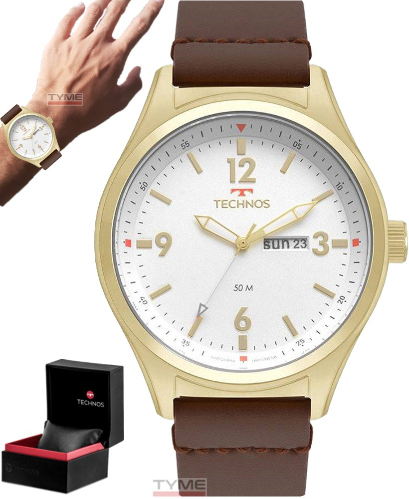 Relógio Technos Masculino Perfroamnce Military 2105AZ/2B