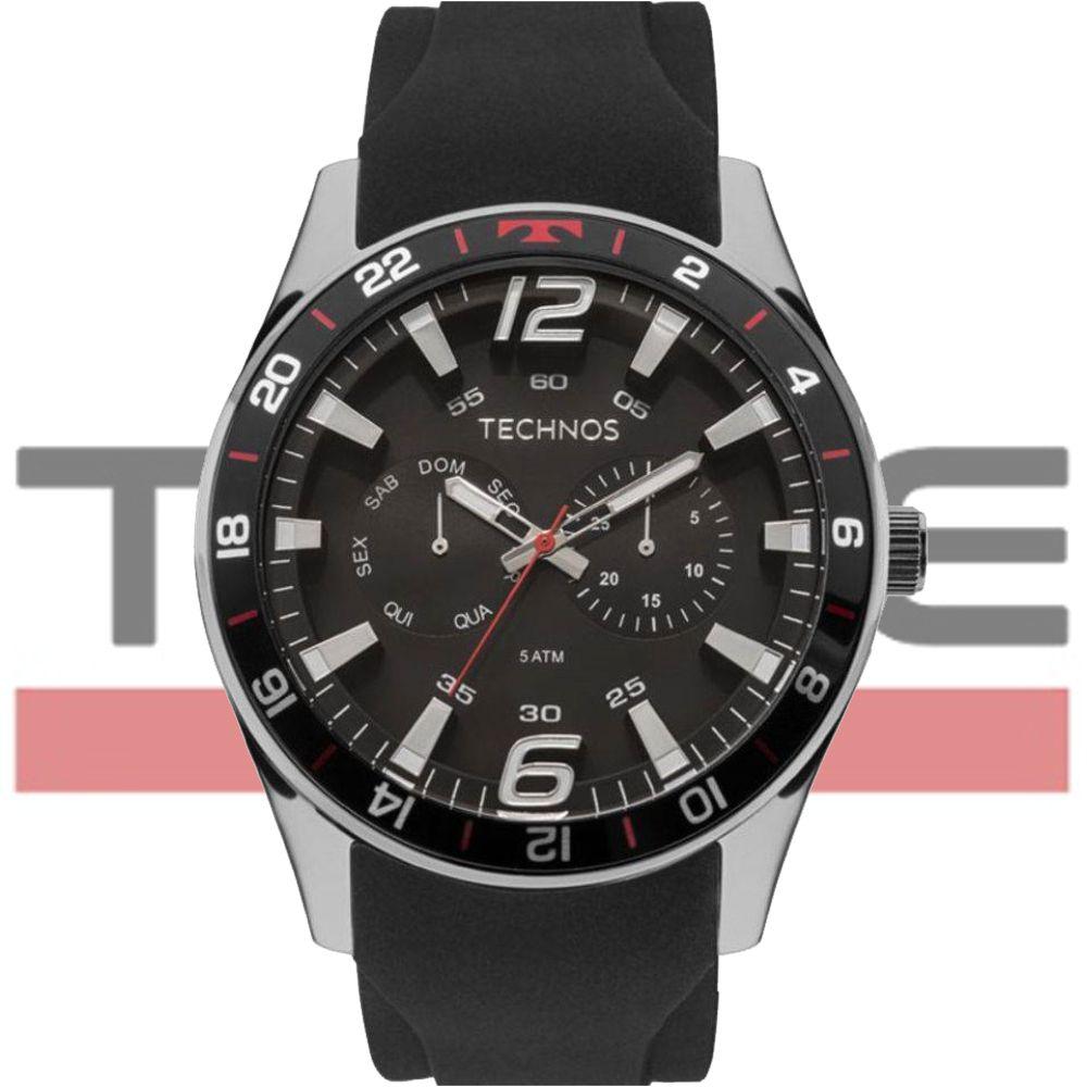 Relógio Technos Masculino Racer 6P25BN/8P