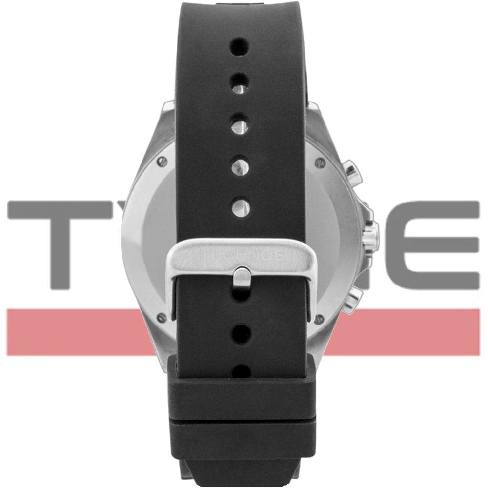 Relógio Technos Masculino Skydiver Connect Smartwatch SCAA/1P