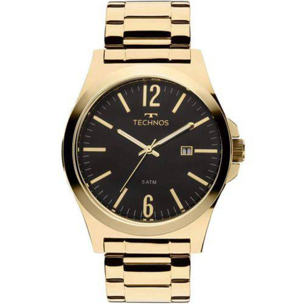 Relógio Technos Masculino Steel 2115LAN/4P