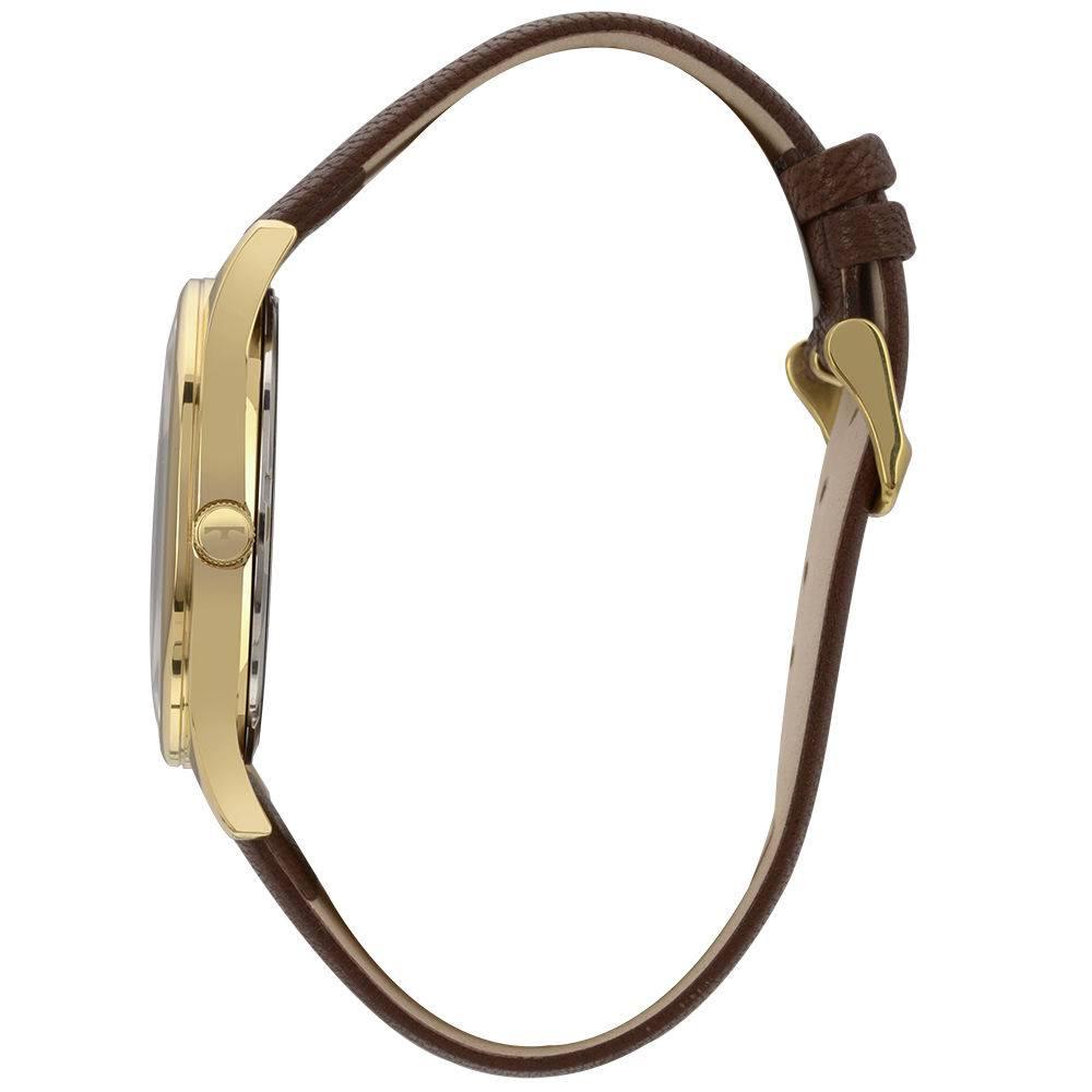 Relógio Technos Masculino Steel Dourado 2035MQR/2A