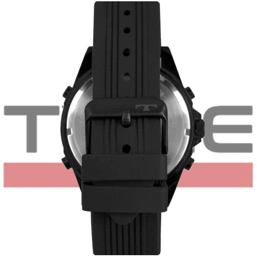 Relógio Technos TS Digiana Masculino BJ3814AC/8P Preto